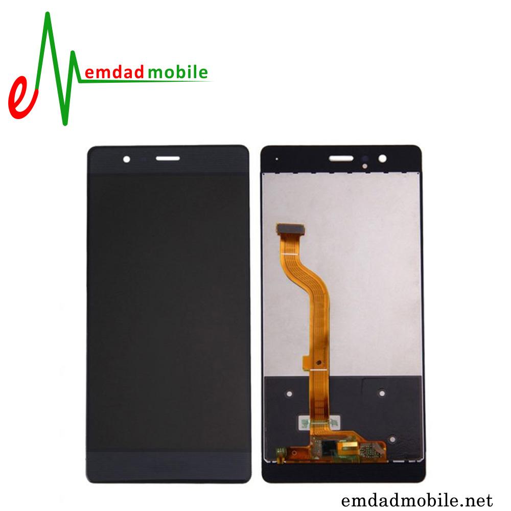 تاچ ال سی دی اصلی گوشی هوآوی Huawei P9 با آموزش تعویض