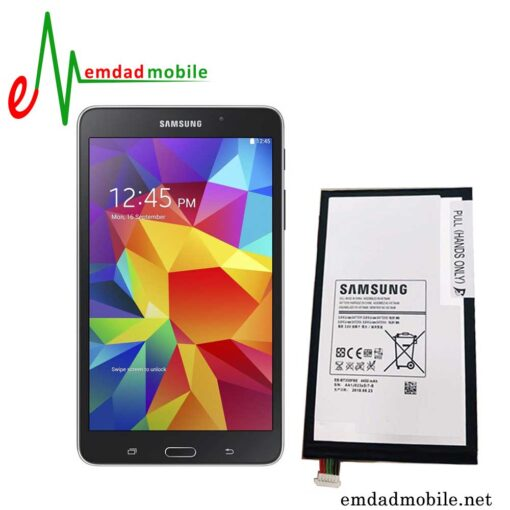 قیمت خرید باتری اصلی تبلت سامسونگ Galaxy Tab 4 8.0 (2015)