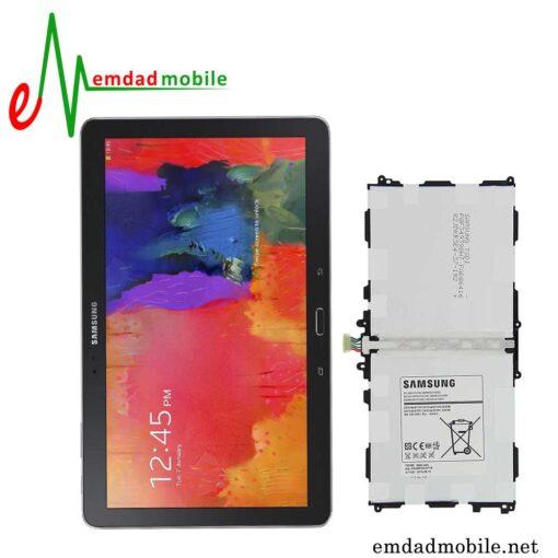 قیمت خرید باتری اصلی تبلت سامسونگ Galaxy Tab pro 10.1