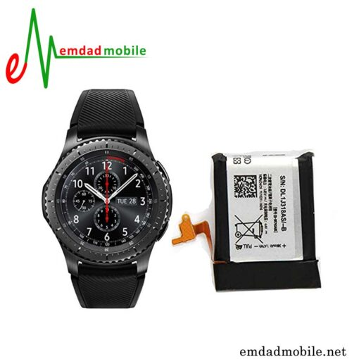 باتری ساعت هوشمند سامسونگ Gear S3 Frontier LTE