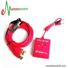 کابل اتصال منبع تغذیه به آیفون مدل iPower Pro