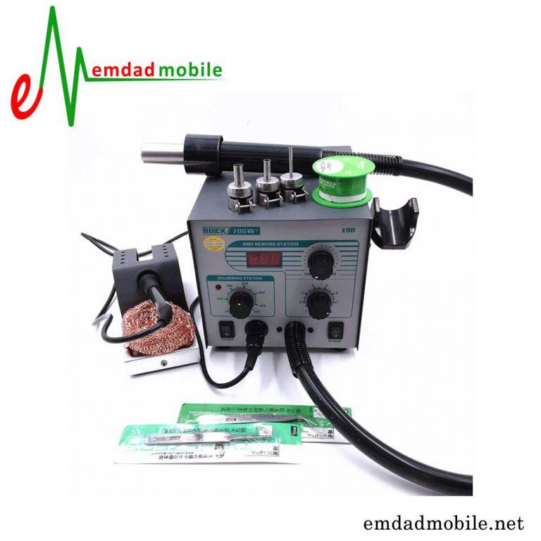 قیمت خرید هیتر و هویه دیجیتال کوییک مدل Quick 706W Plus