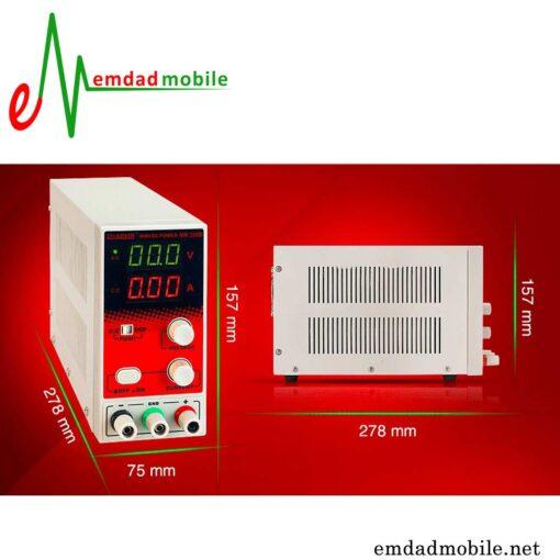 قیمت خرید منبع تغذیه مدل ZHaoxin MN-305D