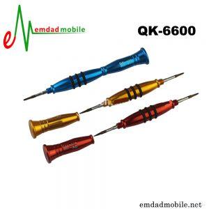 پیچ گوشتی تکی آیفون سانشاین مدل SUNSHINE QK-6600