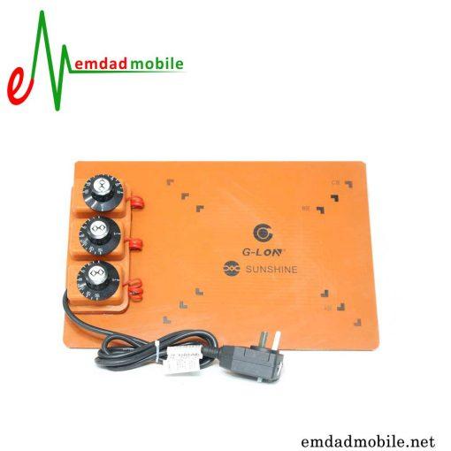 قیمت خرید دستگاه حرارتی تعویض LCD مدل Sunshine SS-918E