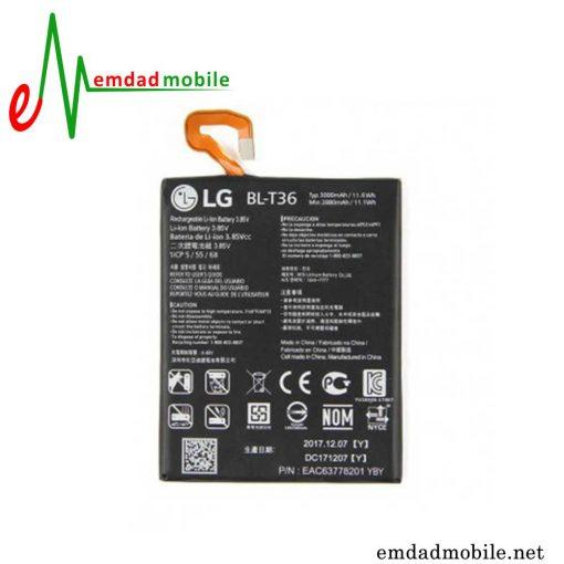 باتری اصلی گوشی ال جی LG K11 Plus - BLT36