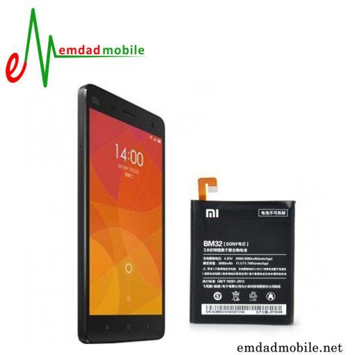 قیمت خرید باتری اصلی گوشی شیائومی مدل Mi 4 LTE-BM32