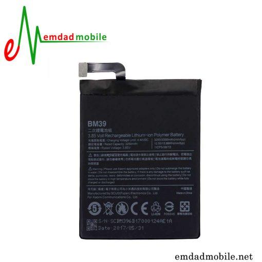 باتری اصلی گوشی شیائومی مدل Mi 6-BM39