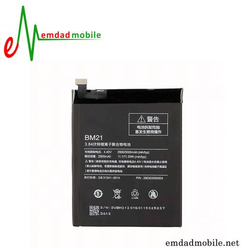باتری اصلی گوشی شیائومی مدل Mi Note-BM21