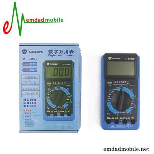 فیمت خرید مولتی متر سانشاین مدل Sunshine DT-9205E