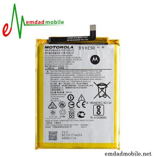 باتری گوشی موتورولا Motorola Moto E5 Plus