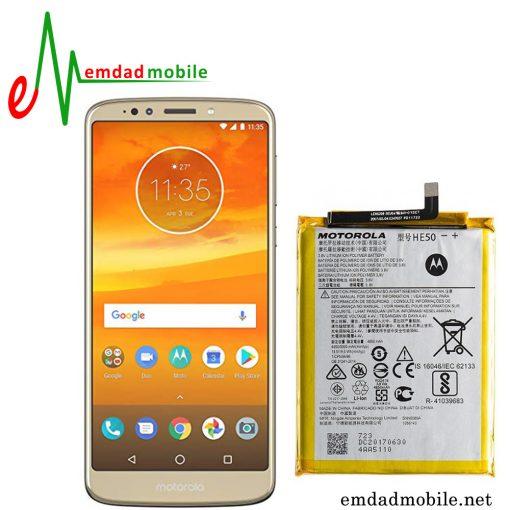 قیمت خرید باتری گوشی موتورولا Motorola Moto E5 Plus