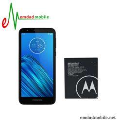 قیمت خرید باتری اصلی گوشی موتورولا Motorola Moto E6