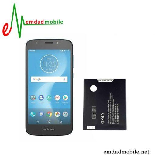 قیمت خرید باتری اصلی گوشی موتورولا Motorola Moto E5 Cruise