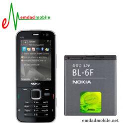 باتری اصلی گوشی نوکیا NOKIA BL_6F