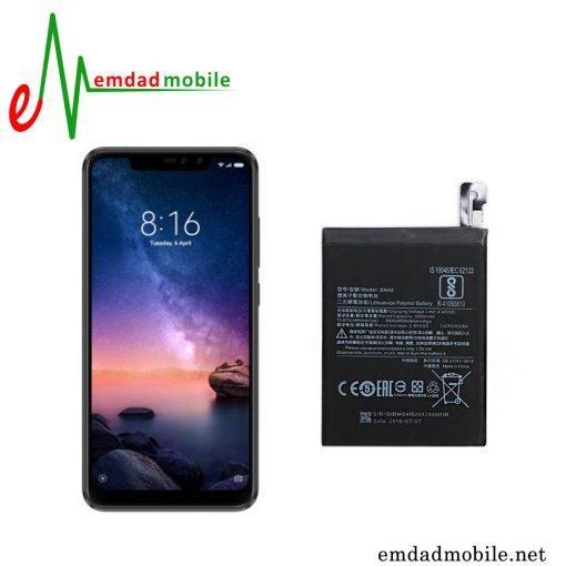 قیمت خرید باتری اصلی گوشی شیائومی Redmi Note 6 Pro