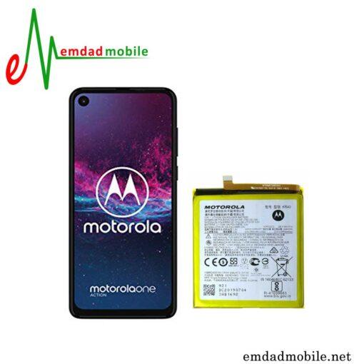 باتری اصلی موتورولا Motorola One Action - KR40