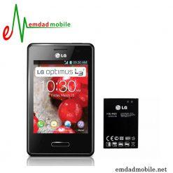 قیمت خرید باتری اصلی گوشی ال جی Optimus L3 ii E430 - BL-44JN