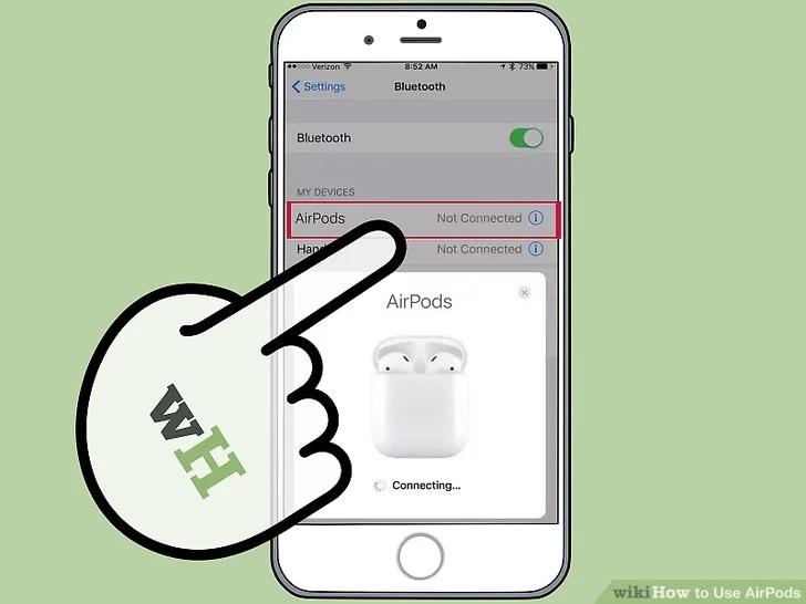 روش متصل کردن اپل ایرپاد به سایر گوشیهای آیفون - 6