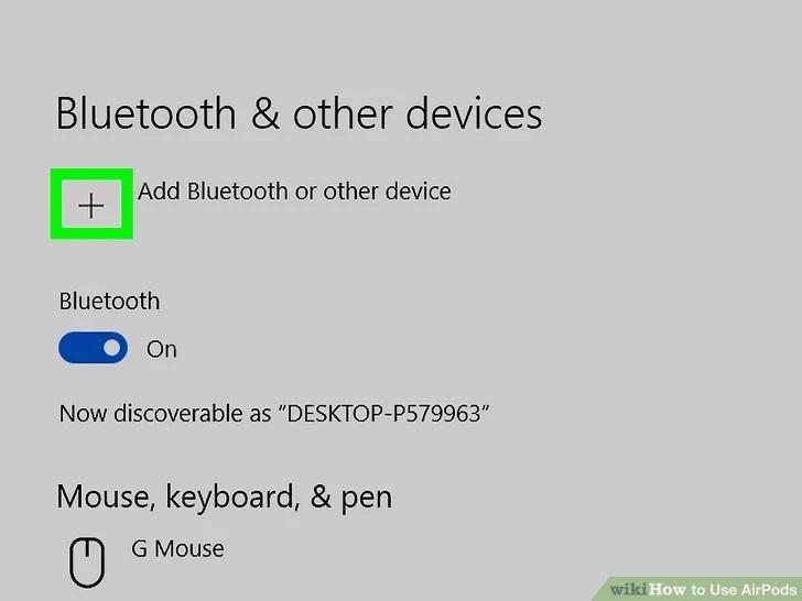 روش متصل کردن اپل ایرپاد به ویندوز 10 - 3