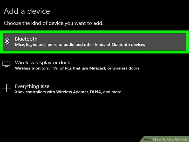روش متصل کردن اپل ایرپاد به ویندوز 10 - 4