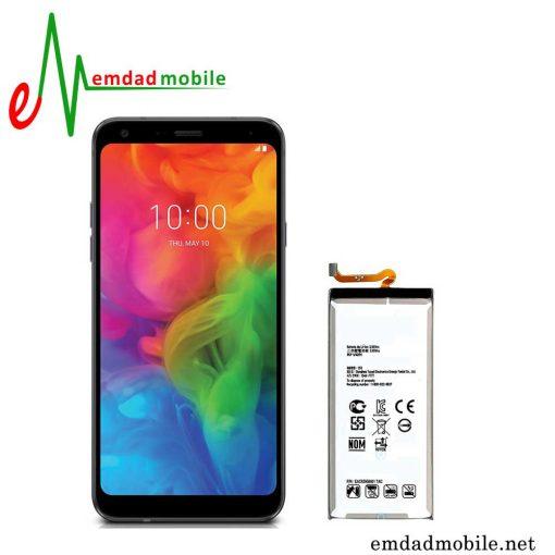 قیمت خرید باتری اصلی گوشی ال جی LG Q7