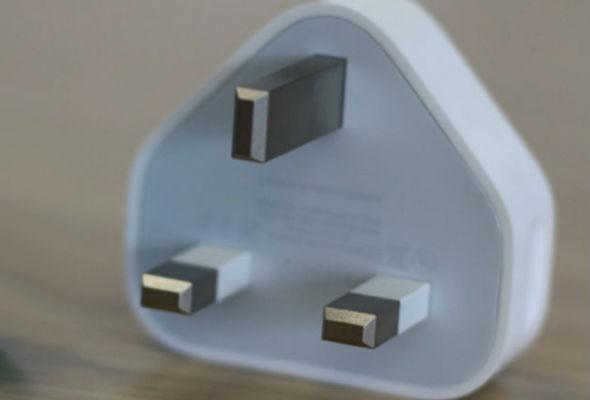 تشخیص شارژر اصلی آیفون از پین های شارژر
