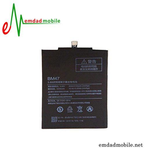 باتری اصلی گوشی شیائومی مدل Redmi 3S Prime-BM47