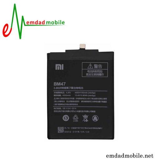 باتری اصلی گوشی شیائومی مدل Redmi 3X- BM47