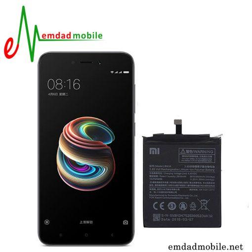 قیمت خرید باتری اصلی گوشی شیائومی مدل Redmi 5A-BN34