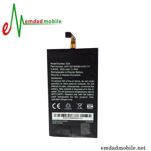 باتری اصلی گوشی کاترپیلار Cat S30