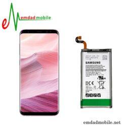 باتری اصلی گوشی سامسونگ Galaxy S8 Plus با آموزش تعویض