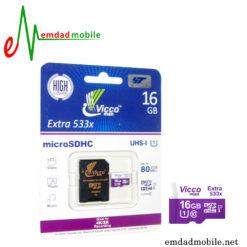 قیمت خرید مموری Vicco 533x 16GB