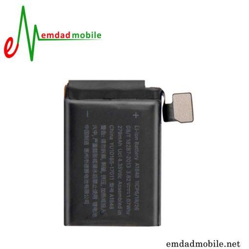 قیمت خرید باتری اصلی اپل واچ Apple Watch series 3 aluminum