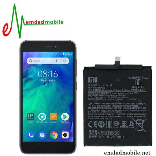 قیمت خرید باتری گوشی شیائومی Xiaomi Redmi Go - BN3A