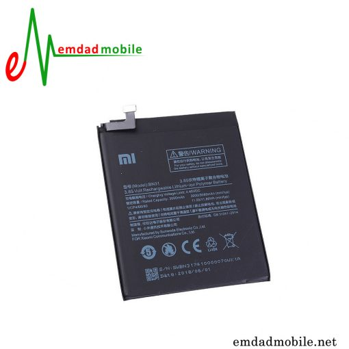 باتری اصلی گوشی شیائومی مدل Redmi S2(RedmiY2)-BN31