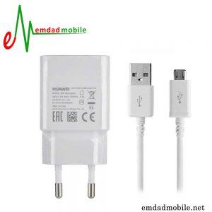 شارژر اصلی هوآوی 2 آمپر و 5 ولت - Huawei Charge AP81 + Micro