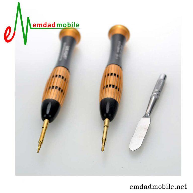 قیمت خرید پیچ گوشتی 3عددی تعمیرات موبایل یاکسون مدل Yaxun YX-8182