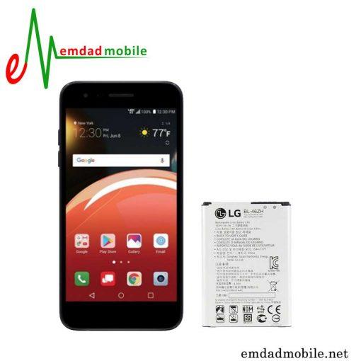 قیمت خرید باتری اصلی ال جی LG Zone 4 - BL-46ZH