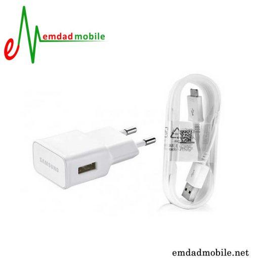 قیمت خرید شارژر، کابل شارژ و آداپتور اصلی سامسونگ Samsung Galaxy A02