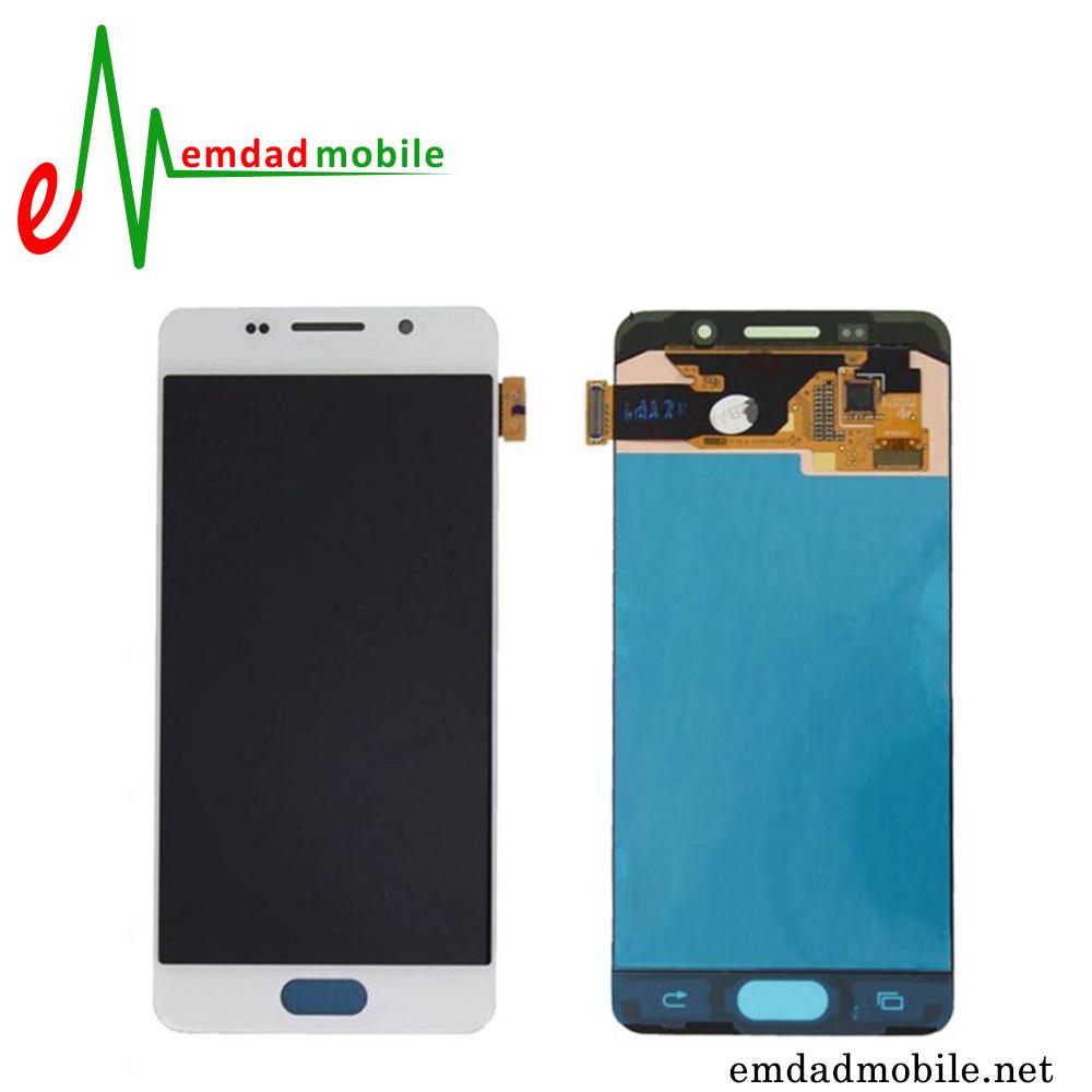 تاچ ال سی دی اصلی سامسونگ Galaxy A3 Duos A300 با آموزش تعویض