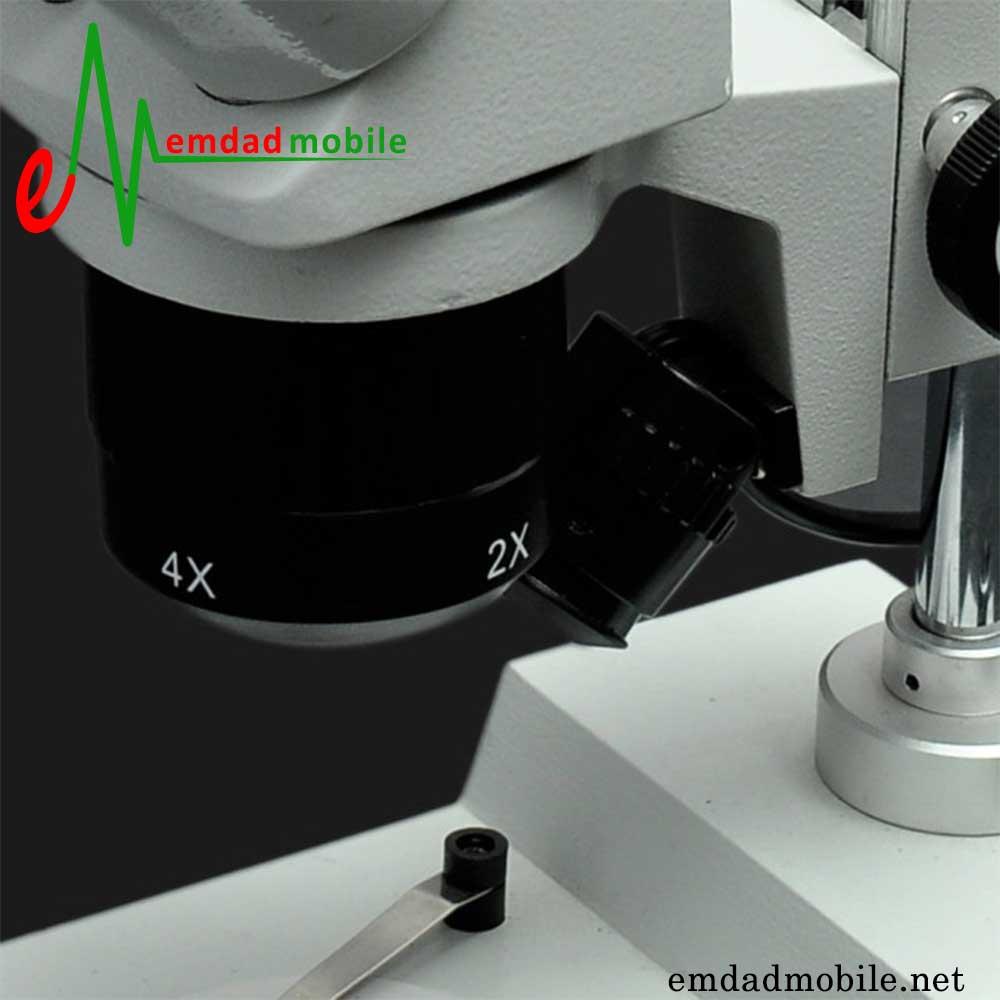 لوپ حرفه ای 2 چشمی مدل Yaxun AK24
