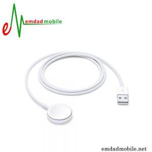 شارژر و کابل اصلی اپل 1 آمپر و 5 ولت - Apple Watch - A1570