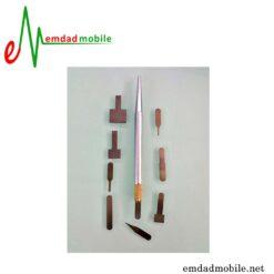 قیمت خرید ست تیغ تعویض IC مدل Art knife w120
