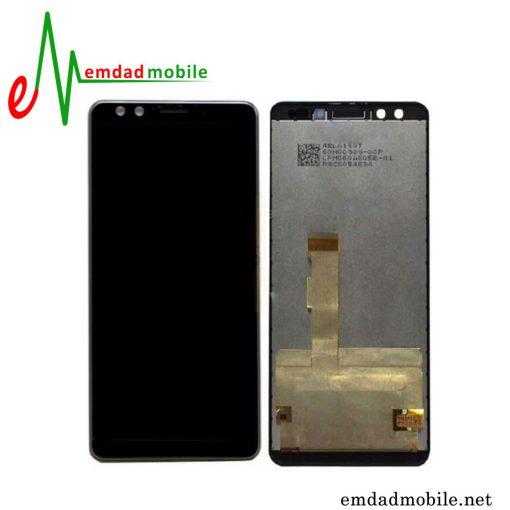تاچ ال سی دی اصلی گوشی اچ تی سی HTC Exuduod 1