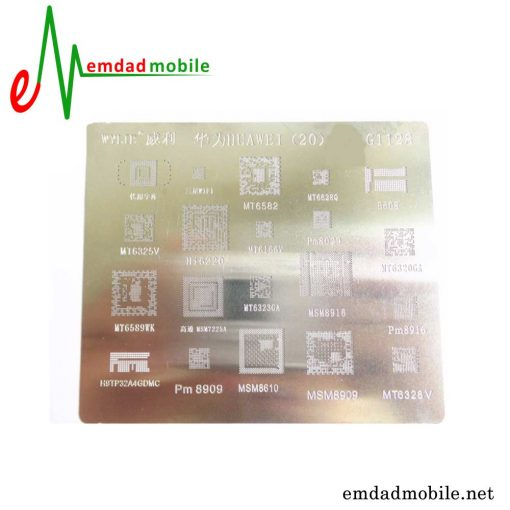 قیمت خرید شابلون ریبال آی سی مخصوص گوشی هواوی Huawei