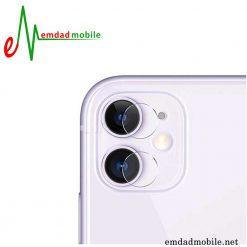 شیشه دوربین اصلی گوشی آیفون iPhone 11