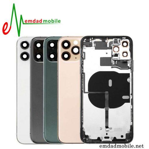 قیمت خرید درب پشت، شاسی و قاب اصلی آیفون iPhone 11 Pro