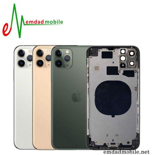قیمت خرید درب پشت، شاسی و قاب اصلی آیفون iPhone 11 Pro Max