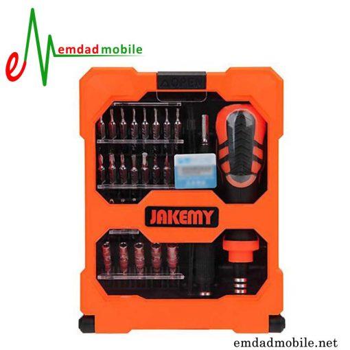 ست تعمیرات 33 عددی مدل Jakemy JM-8160